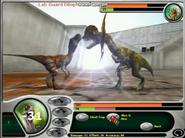 Jurassic Park- Dinosaur Battles битва2