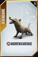 Andrewsarchus (The Game)