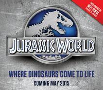 Jurassic World AR book