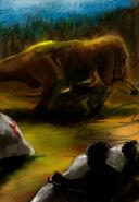 Jurassic Park Illustration1 by Stomac