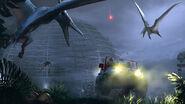 Pteranodon pierre-santamaria-jurassic-park-tiago-ernie-escape-from-isla-nublar3