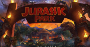 Welcome to Jurassic Park opens fall 1994