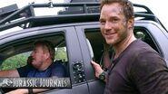 Chris Pratt's Jurassic Journals Dean Bailey
