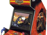 Jurassic Park III (arcade game)