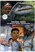 Camp Cretaceous Book Volume Three