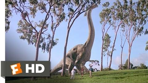 Jurassic Park (1993) - Welcome to Jurassic Park Scene (1 10) Movieclips-0