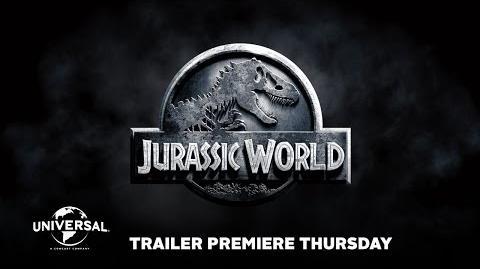 Jurassic World - Trailer Premiere Thursday November 27 (HD)-0