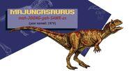 Jurassic park jurassic world guide majungasaurus by maastrichiangguy ddl96wf-pre