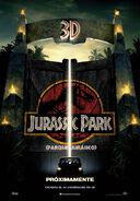 Jurassic Park 20 aniversario