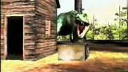 Jurassic Park Trespasser game original 1998 trailer