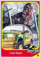 Trex collector card