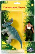 Jurassic world Zuniceratops playset