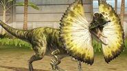 Dilophosaurus-Evolved 2