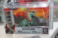 Dilophosaurus FK Toy