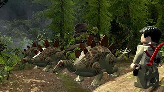 Stegosauruslego