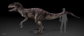 Indoraptor concept art (6)