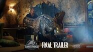 Jurassic World Fallen Kingdom - Final Trailer HD