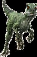 Jurassic world camp cretaceous delta render 1 by tsilvadino de5coix-350t