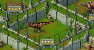 Level 40 Carnotaurus