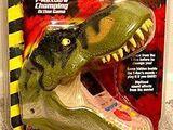 Jurassic Park III Chomping T rex lcd