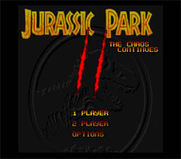 Jurassic Park 2: The Chaos Continues