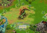 Level 40 Stegosaurus