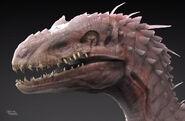 Indoraptor concept art (4)