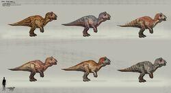 JW Camp Cretaceous Bumpy Baby Maiasaura 1.jpg