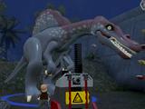 Спинозавр Исла Сорны