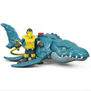 Mosasaurus and Diver JW toys.jpg