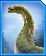 Argentinosaurus card