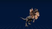 Dilophosaurus Jurassic World Evolution