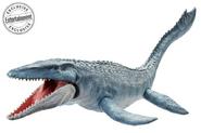 Jurassic World Real Feel Skin Mosasaurus Figure
