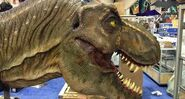 T. rex robot