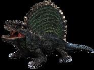 Edaphosaurus (Alive)