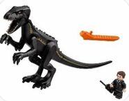 Indoraptor jouet 3