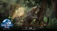 JurassicWorldAlive Wallpaper 16 Desktop