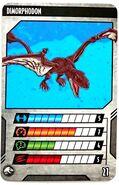 Dimorphodon card