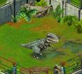 Allosaurus hatchling