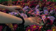 Frozen flowers vent