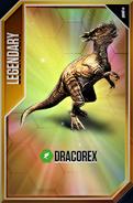 Dracorex Card