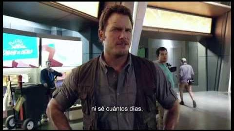 JURASSIC WORLD - Diario de Rodaje con Chris Pratt Cómo no perder la cabeza