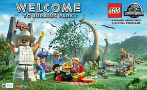 Legojurassicpark
