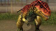Jurassic World - The Game - Allosaurus