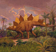 Stegosaurus 320