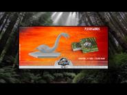 Jurassic World Board Game Plesiosaurus