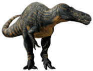 Jurassic world suchomimus by camo flauge dcfu6hy-pre
