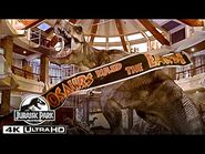 """""""When Dinosaurs Ruled the Earth"""" in 4K HDR - Jurassic Park"""