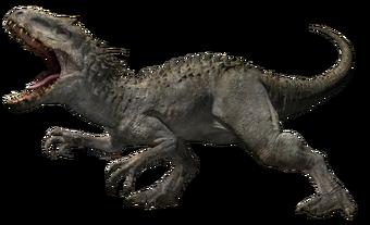 Indominus Rex Jurassic Park Wiki Fandom Entre este tipo de dinosaurio podemos encontrar por ejemplo a los conocidos tyranosauro rex y al. indominus rex jurassic park wiki fandom