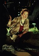 TLW Sarah hunters camp deleted scene